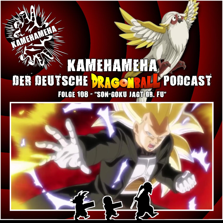 Folge 108 - Son-Goku jagt Dr. Fu